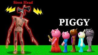 PIGGY vs SIRENHEAD