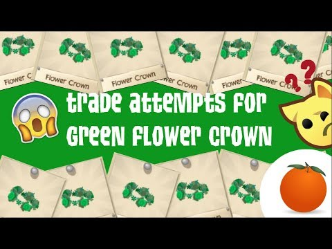 Full Download] Trading Attempts For Flower Crown Animal Jam Play