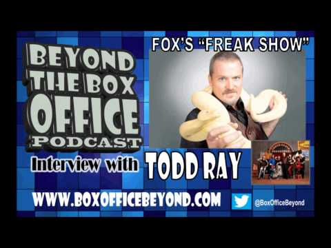 Interview with Freak Show's Todd Ray
