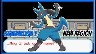 NEW COMPLETED POKEMON DREAMS HACK ROM GBA, NEW REGION, NEW STORY AND MUCH MORE!!!