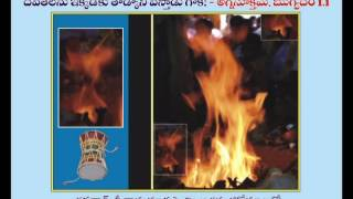 Miracles of god - Lord  Siva appearance in Bhagavan Sri Ramadutha Swamy Asramam Homams.-(Telugu )