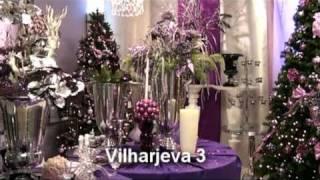 Božično novoletne dekoracije 2010 - Pr...