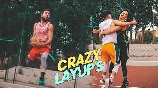 BANDEJAS IMPOSIBLES 2 | Crazy Layups