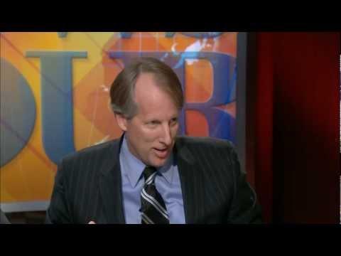 ICANN CEO Rod Beckstrom Discusses New gTLD Program Launch on PBS NewsHour   12 Jan 12