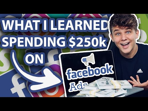 5 Tips I learned Spending $250k on Facebook Ads