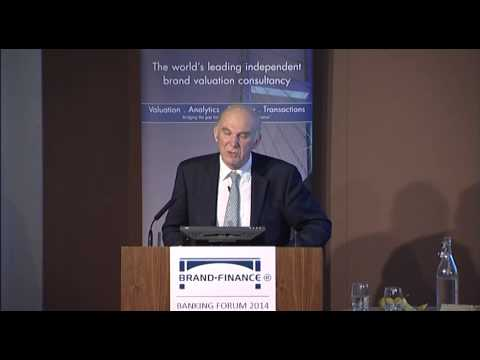 The Rt Hon. Dr Vince Cable MP, Secretary of State for Business, Innovation and Skills