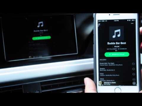 AUDI A4 (B8) - Wireless MirrorLINK