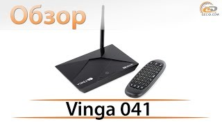 Обзор медиаплеера Vinga 041 (VMP-041-162): то, чего не доставало