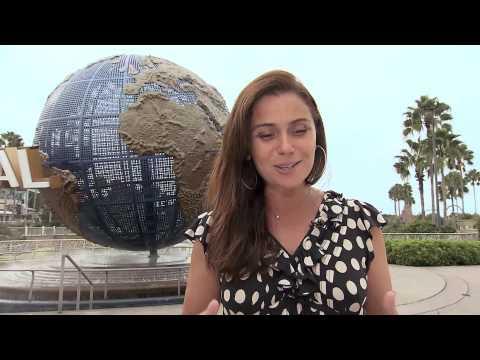 """Giovanna Antonelli anuncia """"SOS Mulheres Ao Mar 2"""" diretamente do Universal Orlando® Resort"""