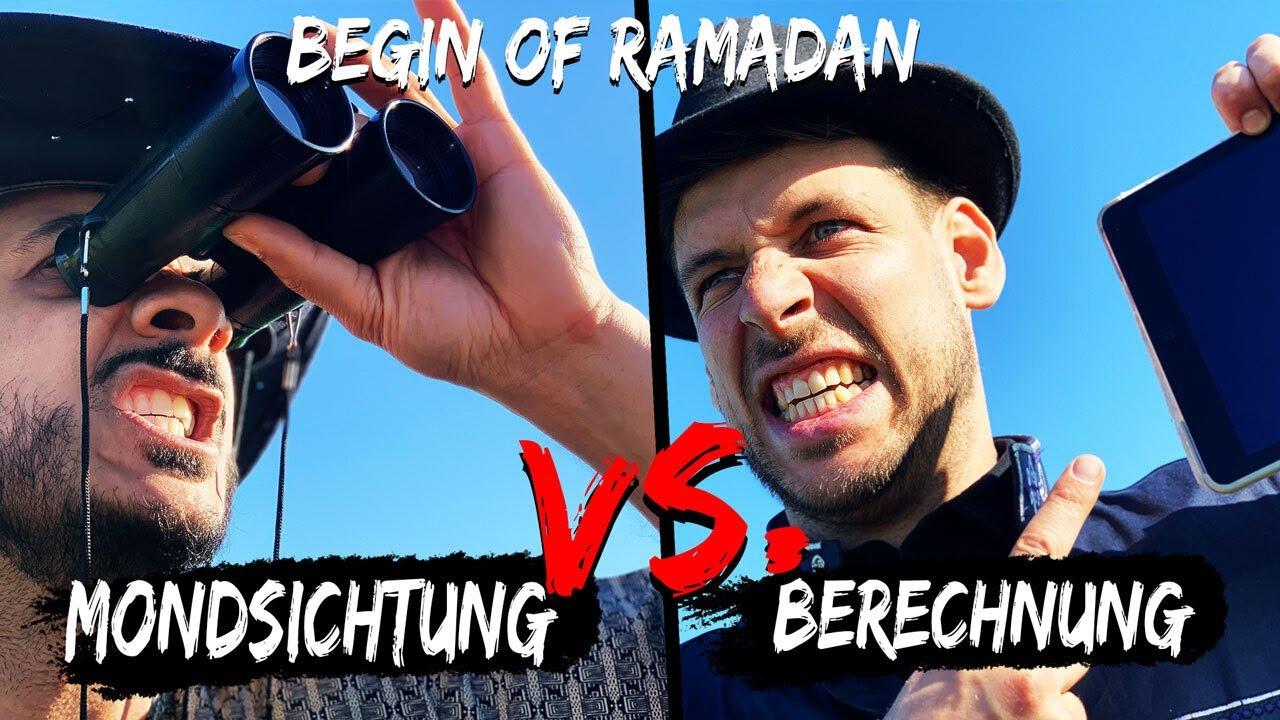 Wann Fängt Ramadan An