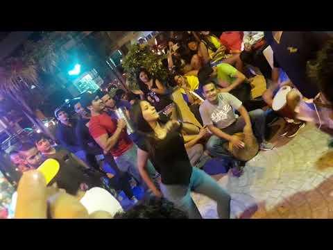 El baile benesolano en Peru