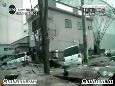 Sóng Thần Nhật Bản từ góc nhìn của nạn nhân