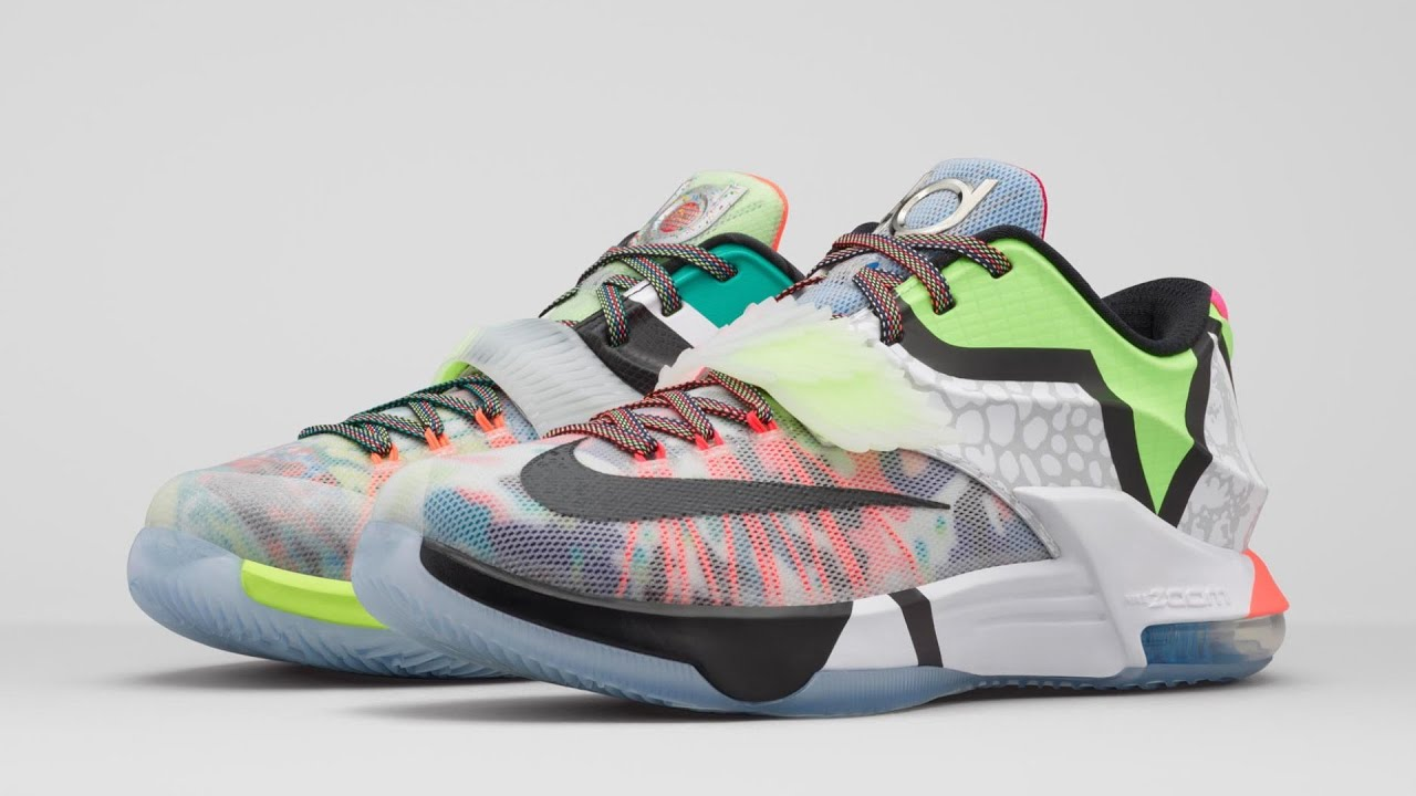 92856524704c NIKE KD 7 What The