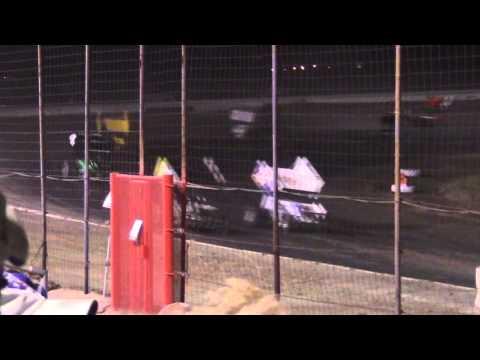 $2000 ASCS Sprints at Lubbock Speedway Sept  1, 2013