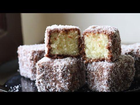 lamington cake recipe Australian lamingtons recipe