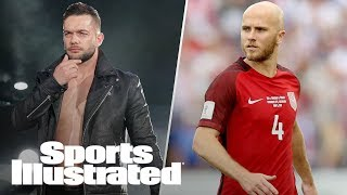 WWE 'Demon King' Finn Bálor Tells All, 2017 CONCACAF Gold Cup Preview | SI NOW | Sports Illustrated