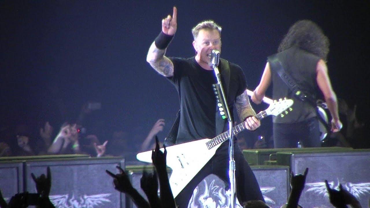 Metallica - Live in Perth, Australia (2010) Night 2/2 ...