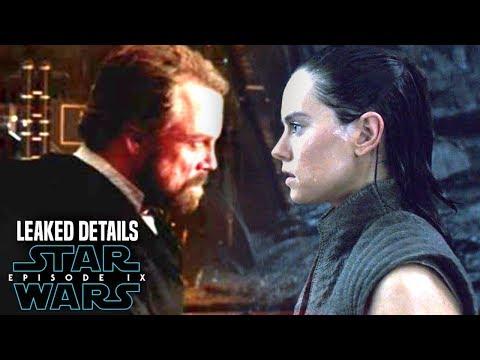 Luke&39;s Secret Of Rey&39;s Father Revealed Episode 9 & More Star Wars News