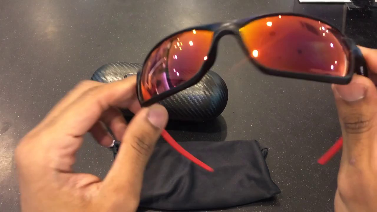 oakley polarized carbon shift