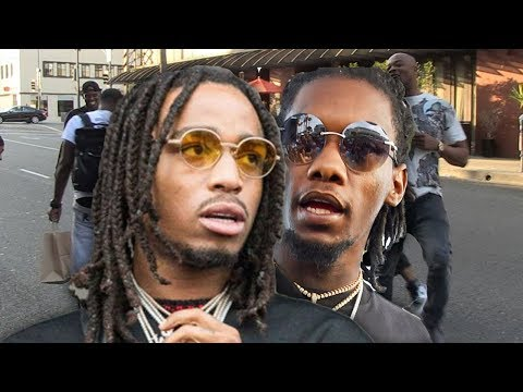 Quavo & Offset says Migos were CHEATED OUT A GRAMMY after Kendrick Lamar Won Both Nominations