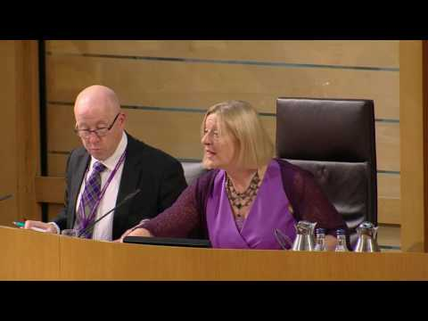 Excellence and Equity in Scottish Education - Scottish Parliament: 6th December 2016