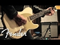 watch he video of Fender Studio Sessions | Butch Walker Performs 'Let It Go Where It's Supposed To' | Fender