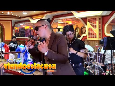 VIDEO: ZAKUDE - Mix Jambao ¡En VIVO! - WWW.VIENDOESLACOSA.COM - Cumbia 2018