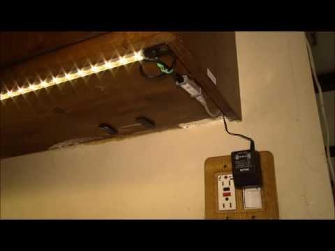 Solar Kitchen Lighting, Part 1