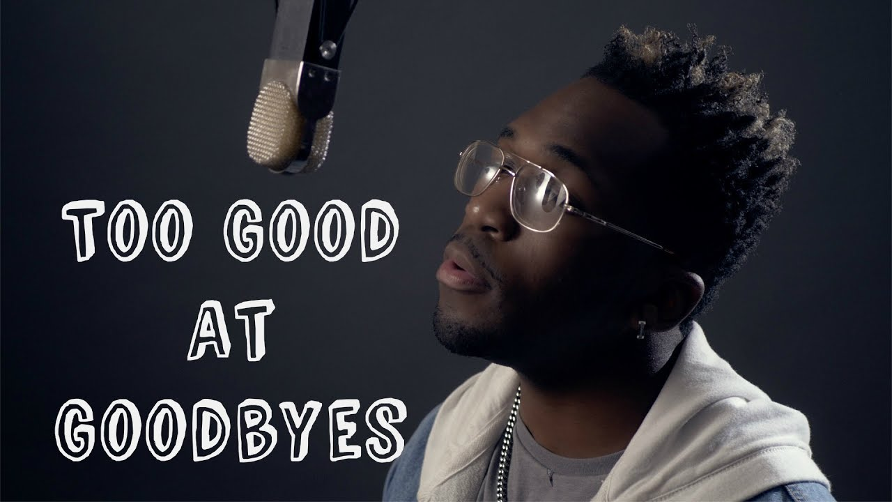 Too Good At GoodByes (Desmond Dennis Cover