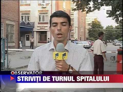 Striviti de turnul spitalului din Giurgiu 22 AUGUST 2011