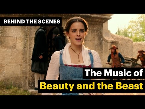 Thumbnail: Beauty and the Beast - How Emma Watson and the cast brought the songs to life
