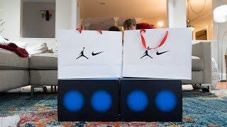 Download Shopping Spree At Nike Snkrs Pop Up Shop In Atlanta