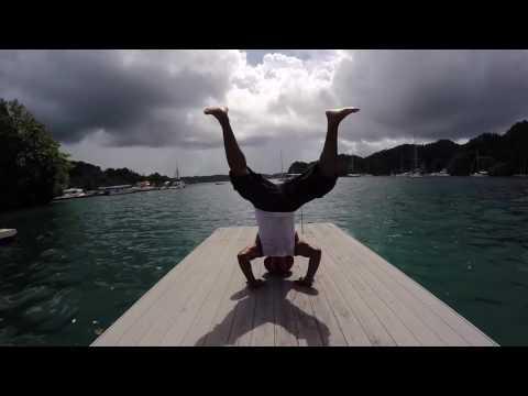 HFLEX Athlete - Corey Johnson - Calisthenics