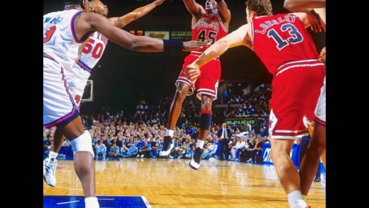 promo code 97f61 cc2b7 Michael Jordan wearing Double Nickel / Chicago Air Jordan 10 (X)  retrospective