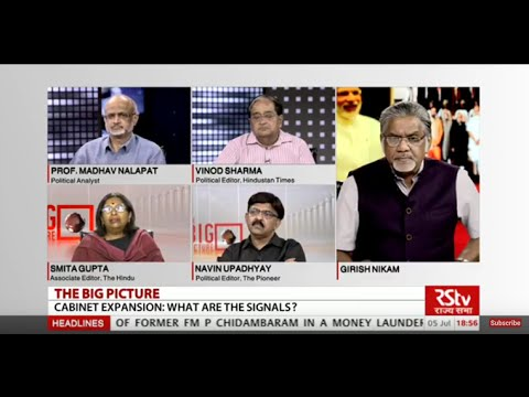 The Big Picture - Cabinet expansion: What are the signals?