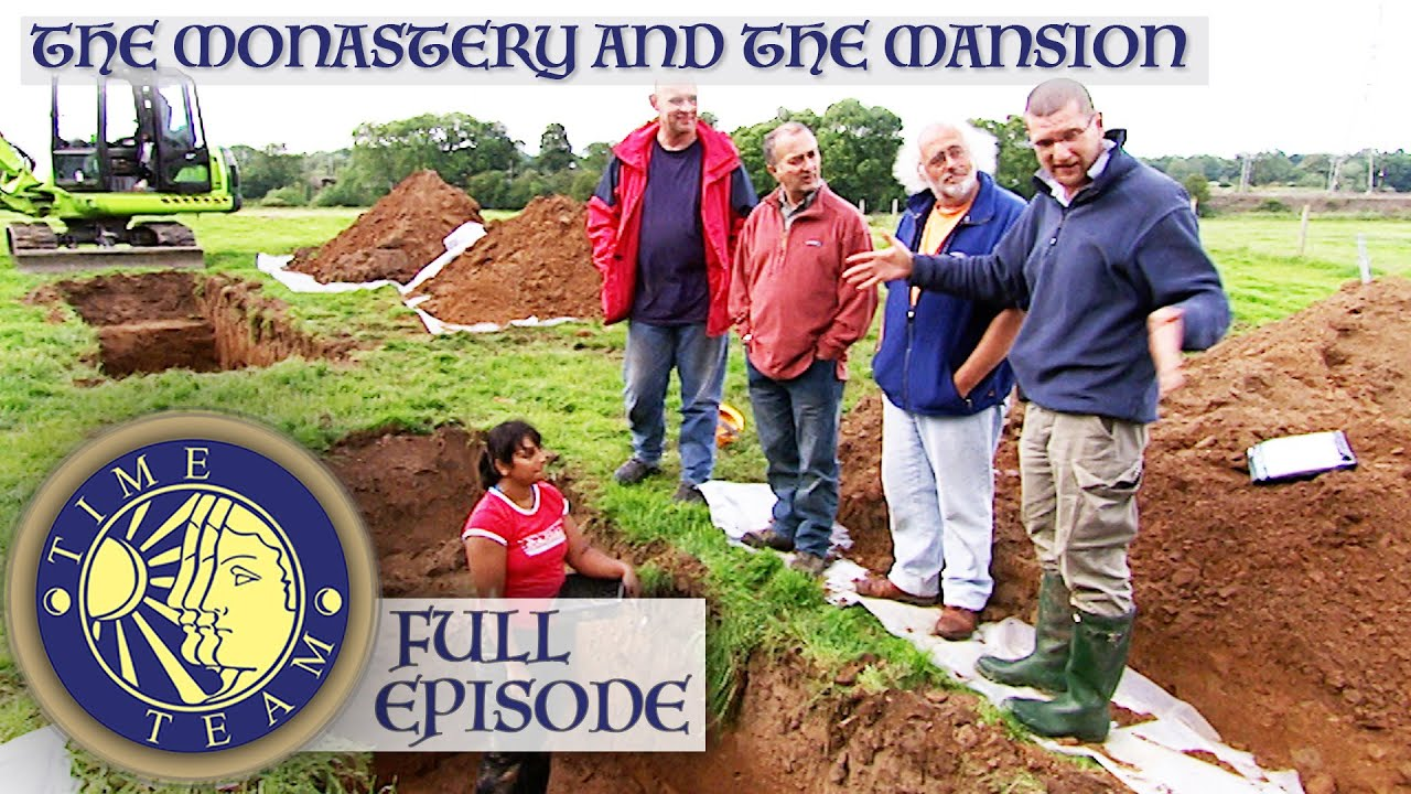 Download The Monastery and the Mansion (Nether Poppleton, Yorkshire) | Season 12 Episode 2 | Time Team
