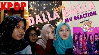 MV REACTION ITZY_DALLA DALLA KEREN CUYY !!