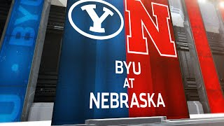 BYU at Nebraska - Football Highlights