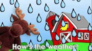 How's the Weather Song(How's the Weather Song is a fun, simple song for preschool, kindergarten kids and the ESL / EFL classroom to learn the weather. Download on iTunes: ..., 2013-03-26T14:53:55.000Z)