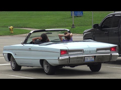 #Mopar Madness Dodge Chrysler Plymouth #classiccars & #musclecars Samspace81 old school car videos