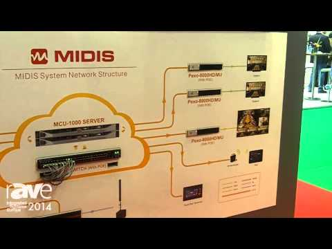 ISE 2014: Midis Introduces Multimedia Information Distributive and Interactive System