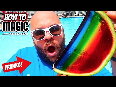 Thumbnail: 10 Magic Pranks for Summer!