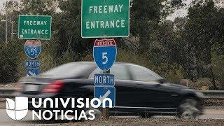 Denuncian que Departamento del Sheriff de Los Ángeles está violando derechos de conductores hispanos