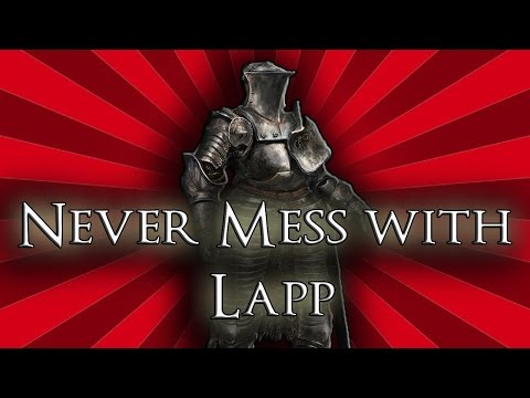 Never Mess with Lapp - Dark Souls 3