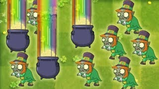 Plants vs. Zombies 2: Saint Patrick