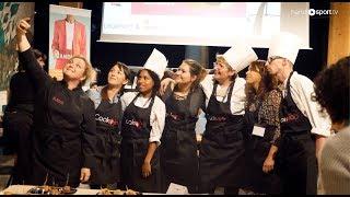 Cuisinez et trouvez un Job ! / Handisport TV- TALENTEO Cook to job Octobre 2019