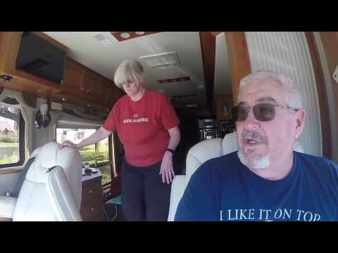 Travel time and some RV tips for Safe Travels