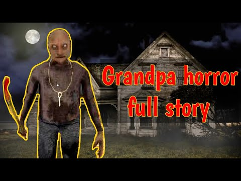Grandpa horror full story/Hindi/Granny chapter 2/by technical YouTuber