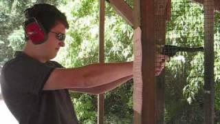 shooting 357 mag ruger black hawk 45 acp s 457 and colt 1911 380 llama