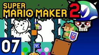 [Vinesauce] Joel - Super Mario Maker 2 ( Part 7 )